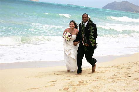 Beach Weddings in Waimanalo