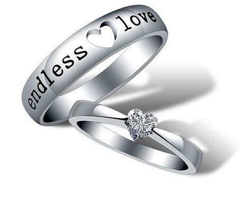 15 Must see Couples Promise Rings Pins   Promise rings