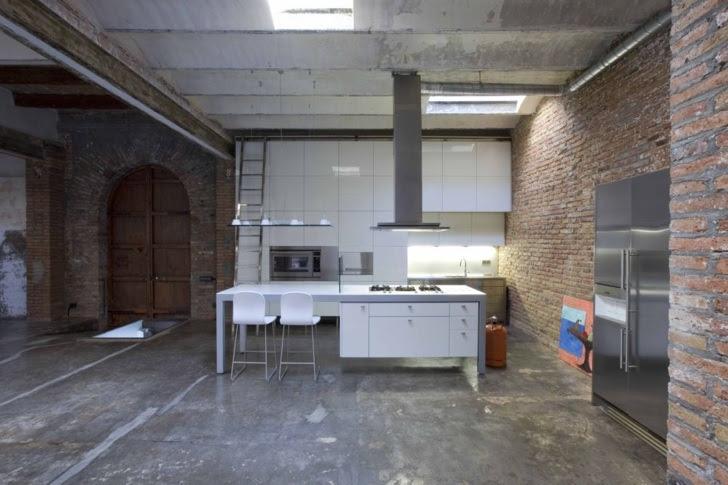 Industiral Interior Design Ideas | Shelterness