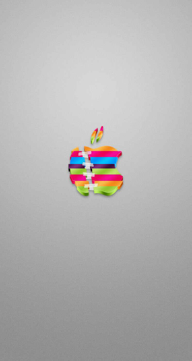 The Iphone Wallpapers Apple Break Up