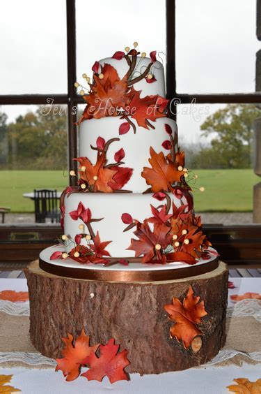 Wedding Cakes in Stockton by Jen's House of Cakes based in