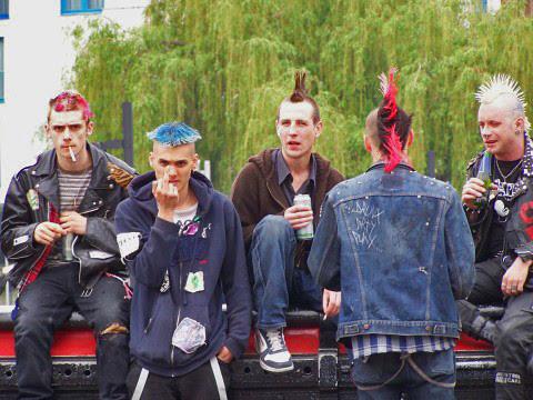 Punk you!