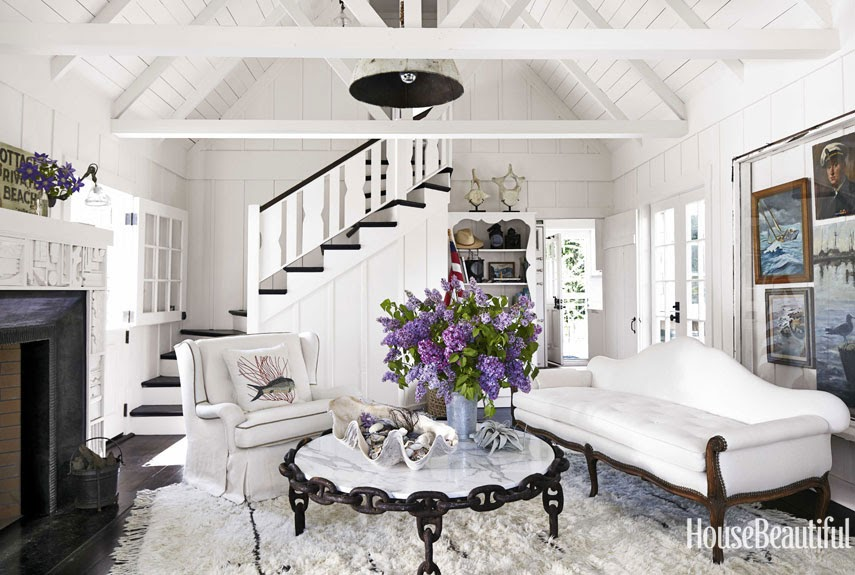 See 10 Wonderful White Rooms That Will Make You Smile