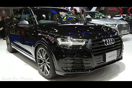 2019 Audi Q7 Blacked Out