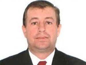 Fábio César Nali (DEM) tem 42 anos e cumpria 2º mandato (Foto: Divulgação/ Câmara de Pereiras)