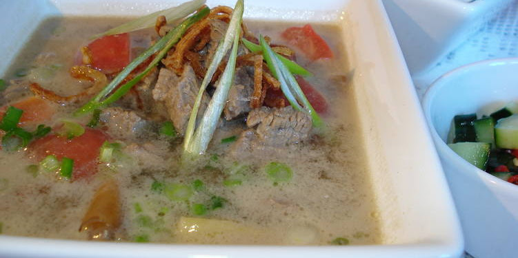 Resep Soto Aceh Oleh Little Wiltshire