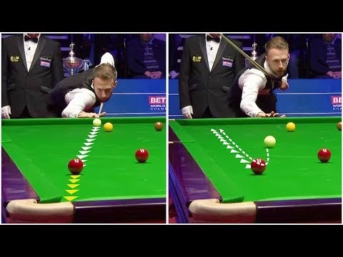 Snooker: 25 top shots in world championship 2019