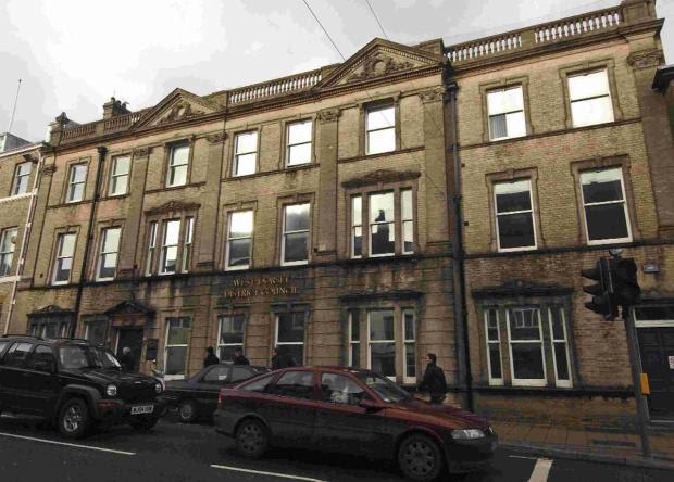 HOUSING PLANS: Stratton house, Dorchester
