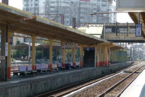 豐原站第三月台