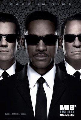 Men In Black 3 / Mib3 poster