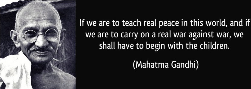 Elegant Mahatma Gandhi Thoughts On Education