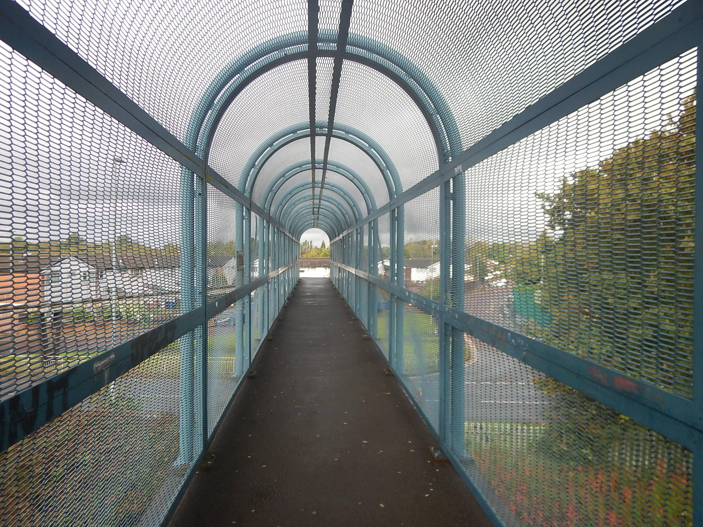Merseyrail To Skelmersdale Headbolt Lane Station The