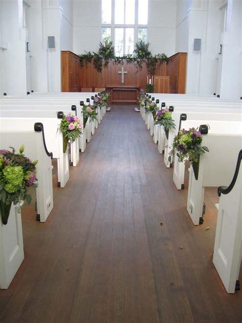 Simple Church Wedding Decorations   Bing Images   Wedding
