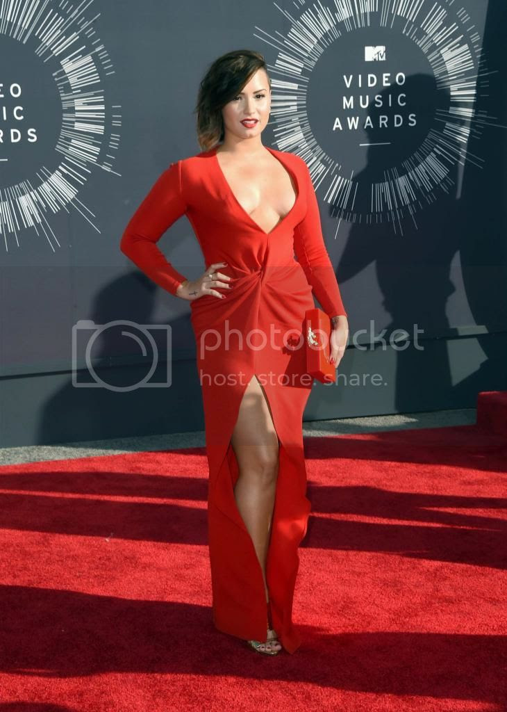 Demi Lovato MTV Video Music Awards Photos 2014