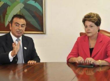 Fábrica da Nissan será no Rio, e não na Bahia
