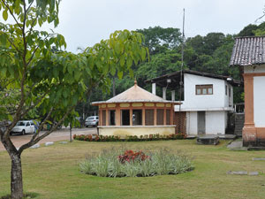 Jardim Botânico em João Pessoa (Foto: José Lins/Secom-PB)