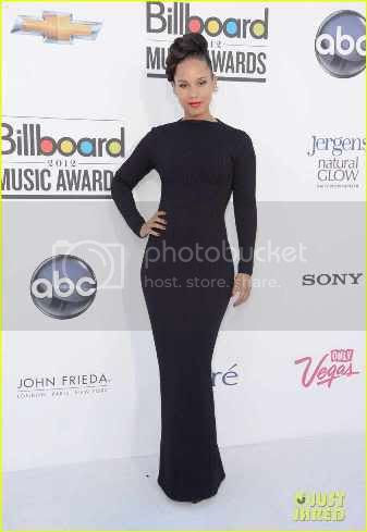Billboard Music Awards 2012 Red Carpet