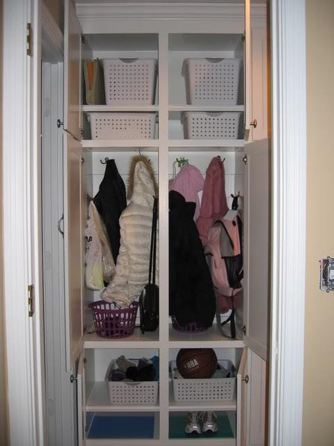 storage ideas - - laundry room - other metro