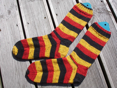 Mr JK's homeland socks