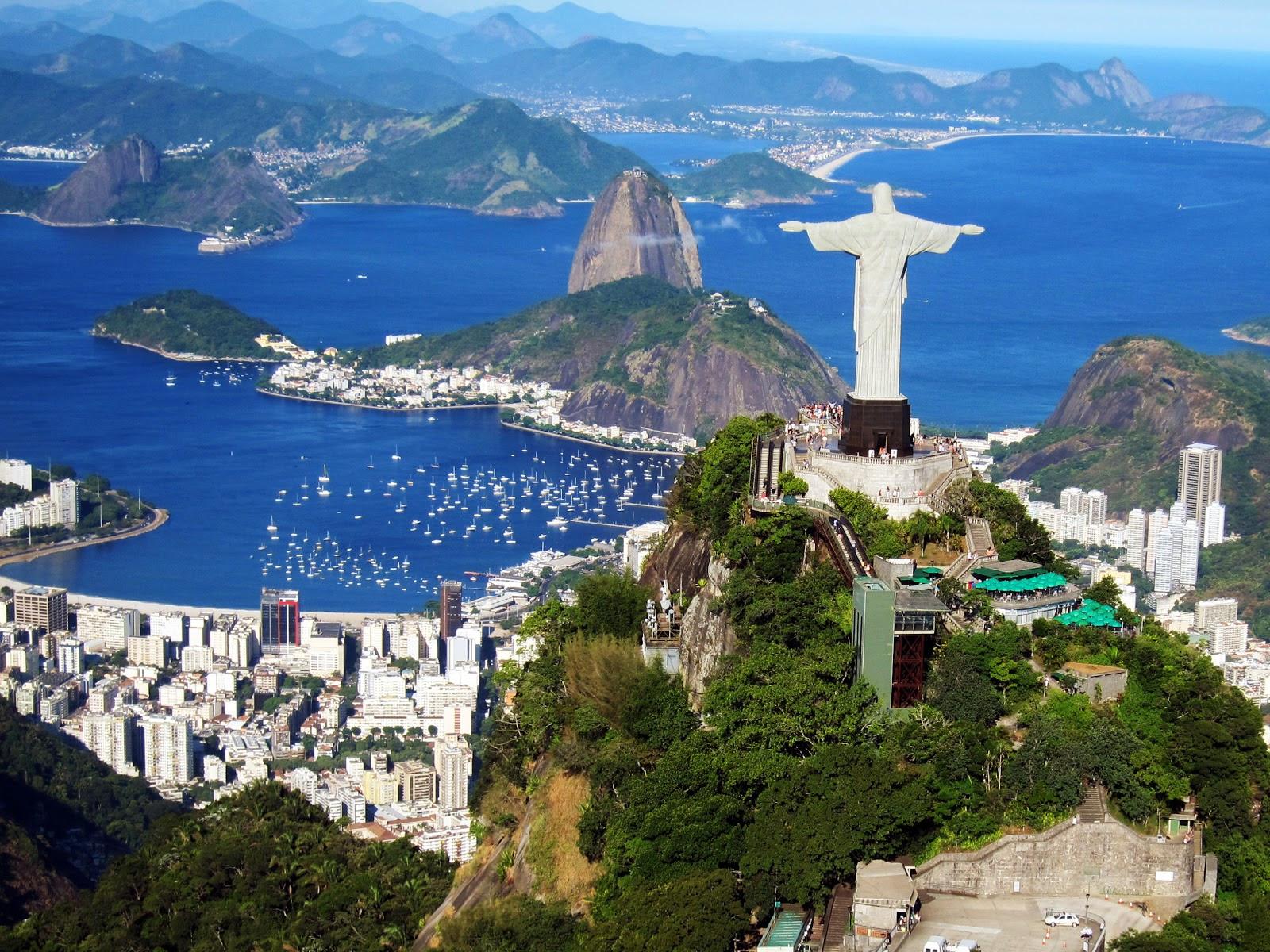 Rio De Janeiro Wallpaper 1600x1200 77770
