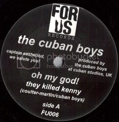Cuban Boys - Oh My God They Killed Kenny!