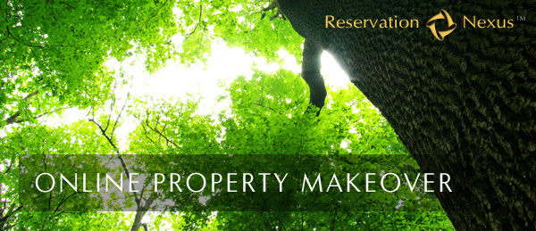 Reservation Nexus - Online Property Makeover