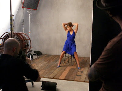 Eva Mendes photoshoot