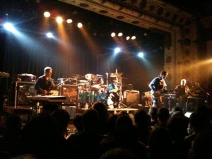 Them Crooked Vultures at The Metro