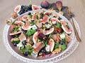 Recette Salade D'automne Noix