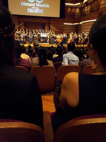 Distant Worlds Concert Kuala Lumpur 2012
