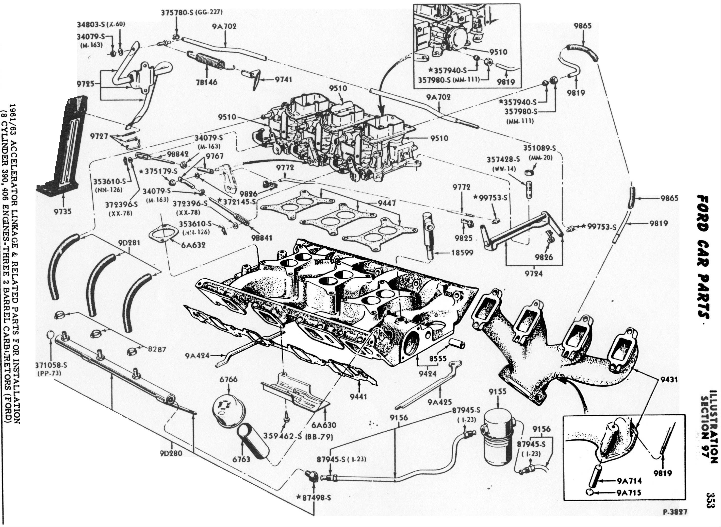 Wiring Diagram 9 Ford 300 Inline 6 Vacuum Diagram Manual Guide