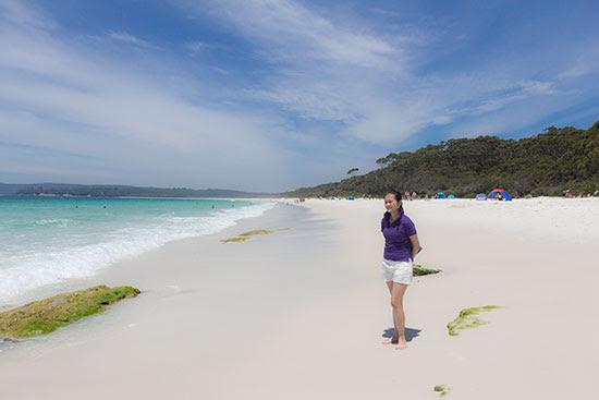 Sydney Trip Report Hyams Beach