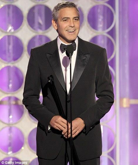 O fim de um bromance bonito: George Clooney irá competir contra o melhor amigo de Brad Pitt na categoria de Melhor Ator no Oscar deste ano