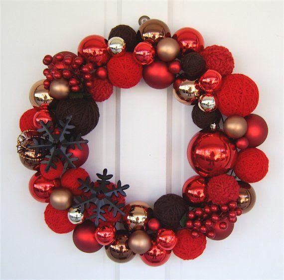 wreaths.