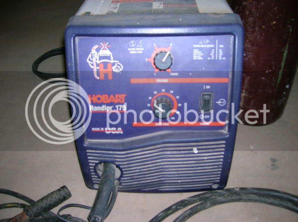 wts/// Hobart 175 amp Mig Welder - AR15.COM