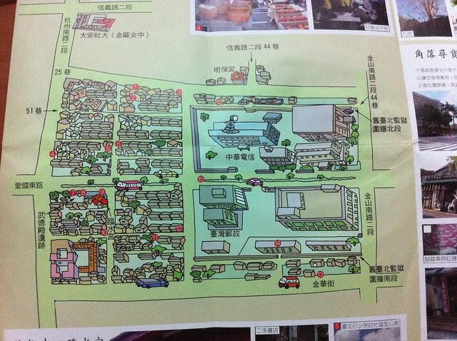 華光社區地圖