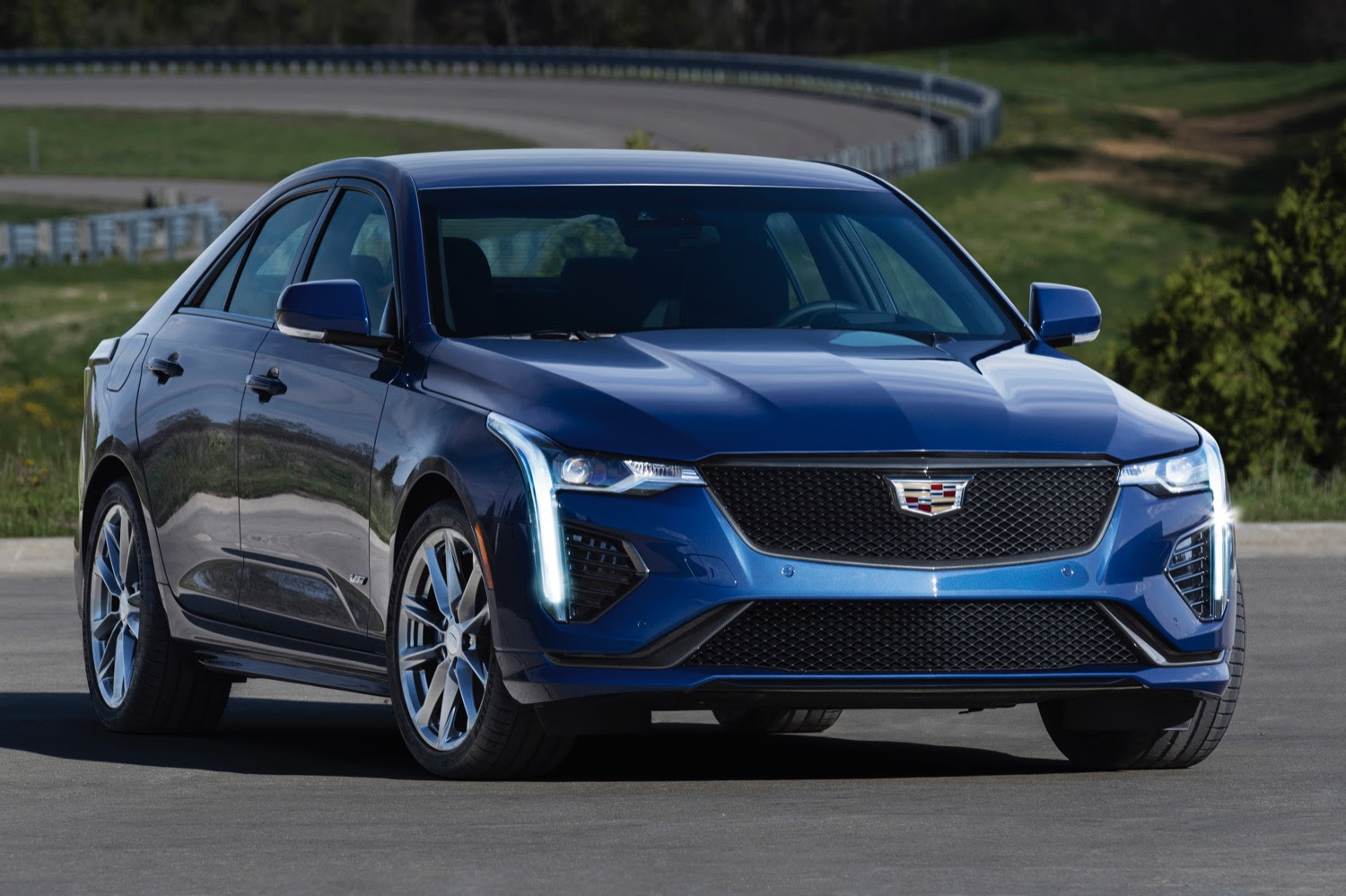 2020 Cadillac CT4-V Lands With A 320 HP 2.7L Turbo | GM ...
