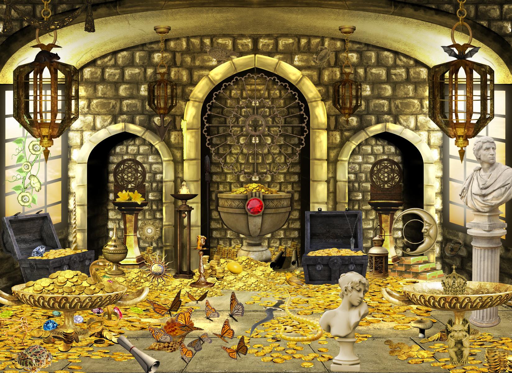 Безкоштовний ігровий автомат treasure room Россошь