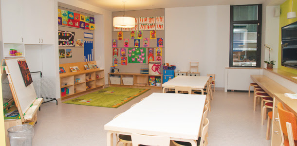Modern Classroom Design Ideas ~ Tips home design preschool room