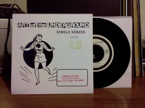 "Classics Of Love - Art Of The Underground 7"" by factportugal"