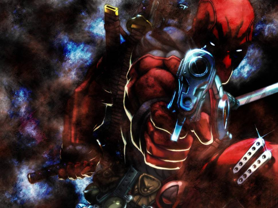 Cable And Deadpool Hd Wallpaper Anime Wallpaper Better