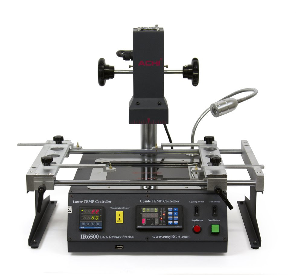 ACHI IR 6500 Infrared Rework Station