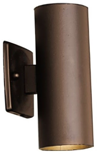 Up and Down Accent Light by Kichler - modern - outdoor lighting