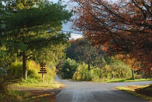 Monastery Crossroads