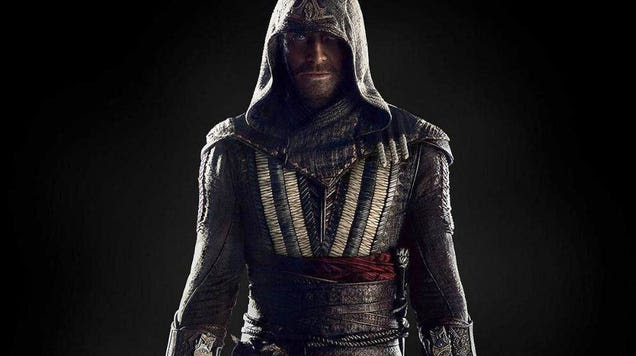 Primera imagen de Fassbender vestido paraAssassin's Creed, la película