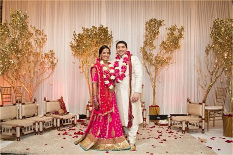 Traditional Indian Wedding at the Boston Park Plaza