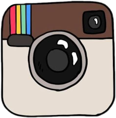 instagram png cute insta ig tumblr logo sticker cool