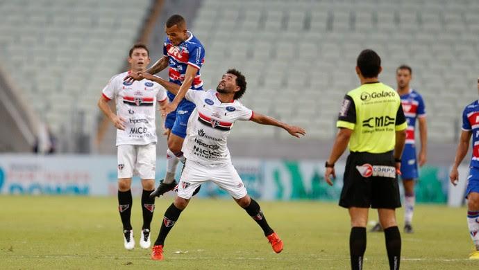 Fortaleza x Ferroviário Arena Castelão Campeonato Cearense (Foto: JL Rosa/Agência Diário)