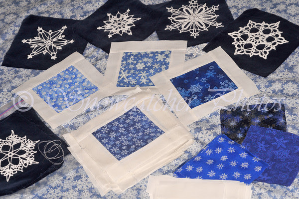 quilt squares to go