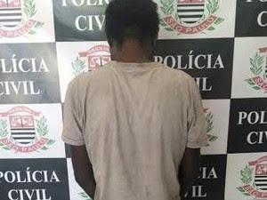 Suspeito morte de metalúrgico Taubaté (Foto: Divulgação/Polícia Civil)